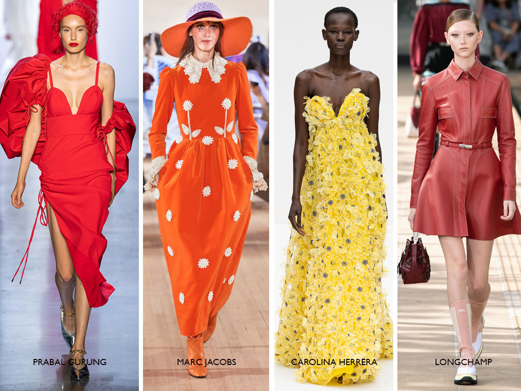NYFW SS 15 THE COLOR TRENDS ACCORDING TO PANTONE   Excellence ...
