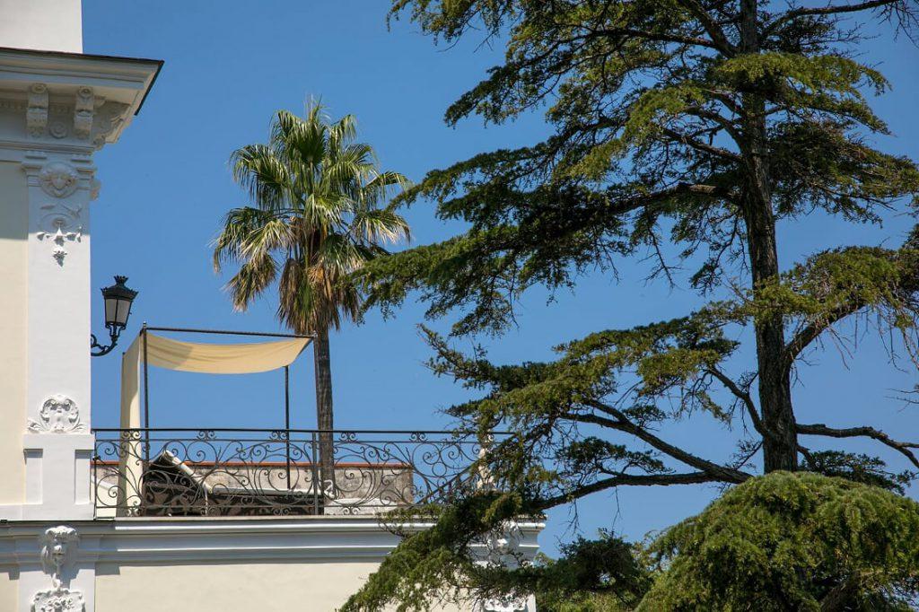 Villa Excelsior Parco Capri Mauro Lorenzi Profumi