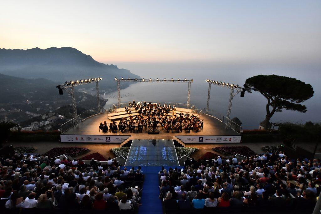 Belvedere di Villa Rufolo - ∏ Ravello Festival ph Pino Izzo