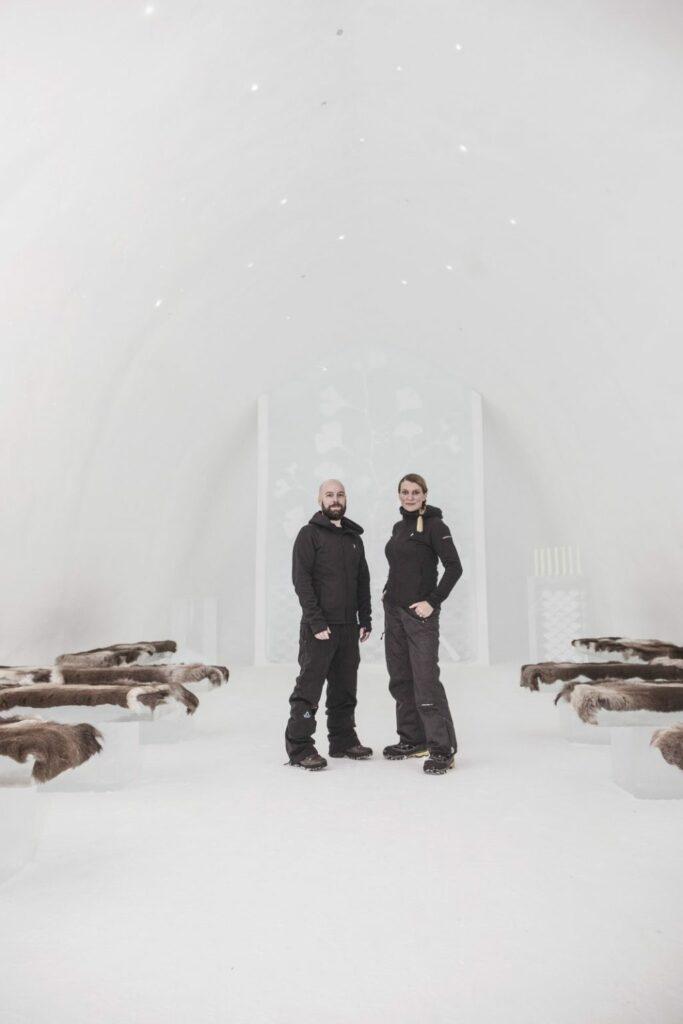 Icehotel Kauppi & Kauppi,