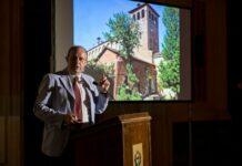 Stefano Zuffi conferenza san maurizio