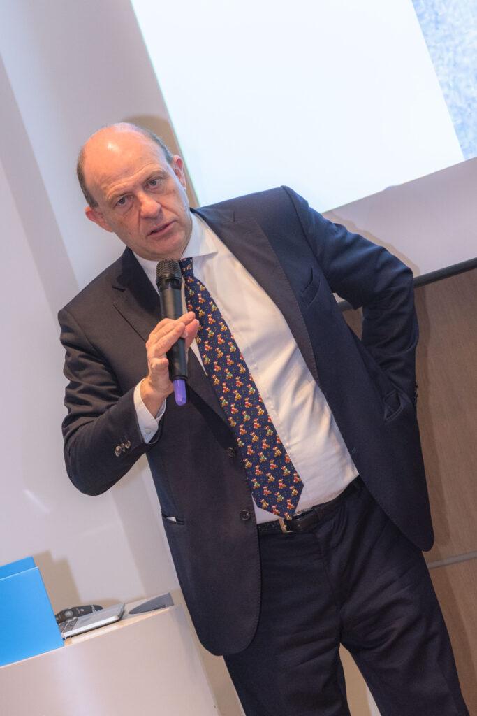 Stefano Zucchi evento mediolanum