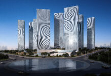 WRA_Dancing Towers Residentials_Dalian_China