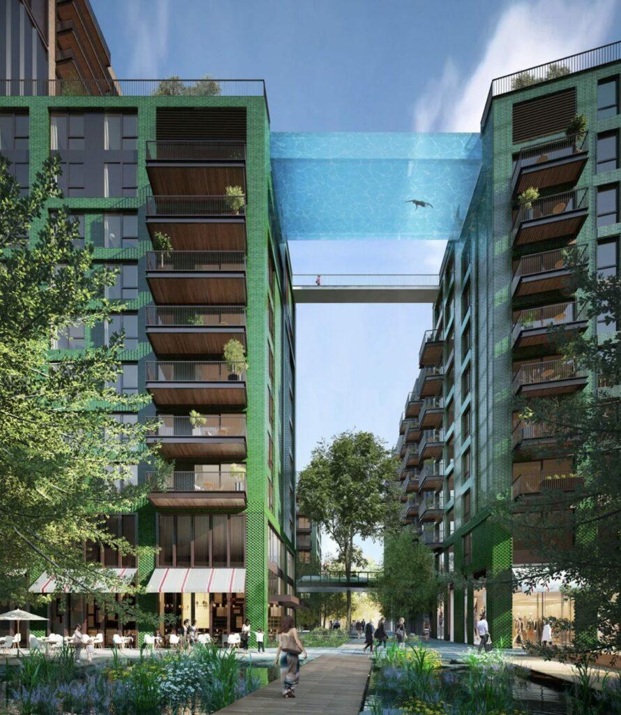 Sky Pool HAL Architects