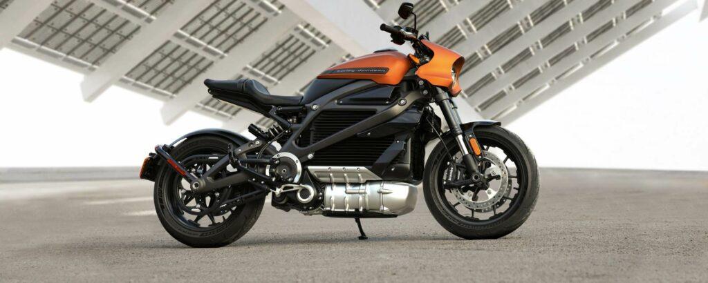 Livewire Harley Davidson moto elettrica