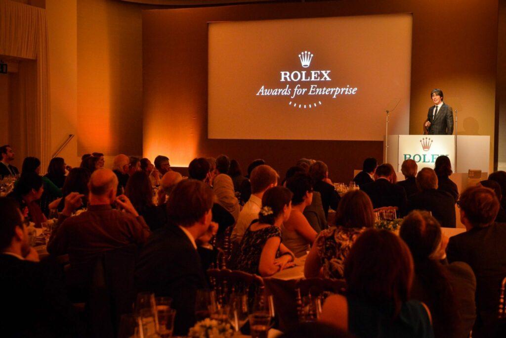 excellence magazine rolex awards for enterprise