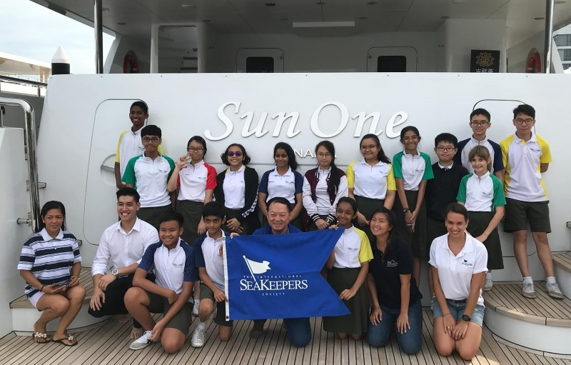 Seakeepers
